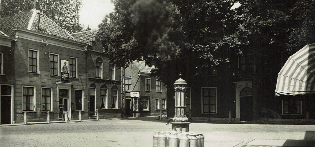 Meerkerk Dorpsplein